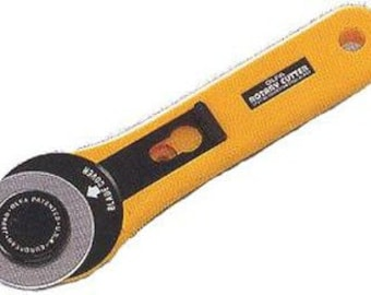 OLFA 45mm Rotary Cutter - Most Popular Model and Size - RTY-2/G - Quilters Cutting Tool