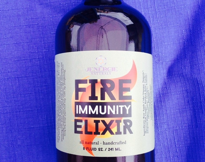 Featured listing image: Fire Immunity Elixir