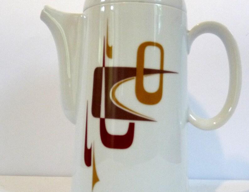 70s Schirnding Bavaria TeaPot  Carafe