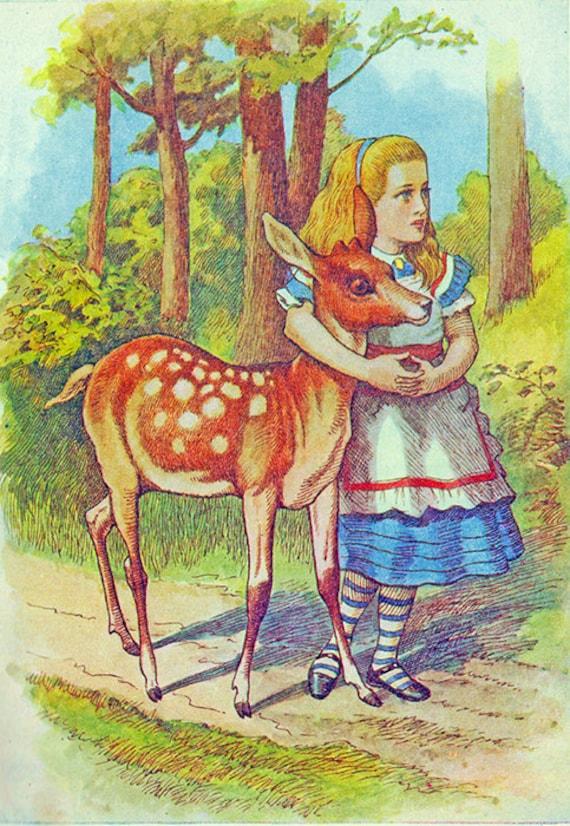 Alice ở xứ sở thần tiên h4
