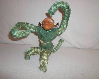 Vintage Stuffed Toy Monkeys Etsy