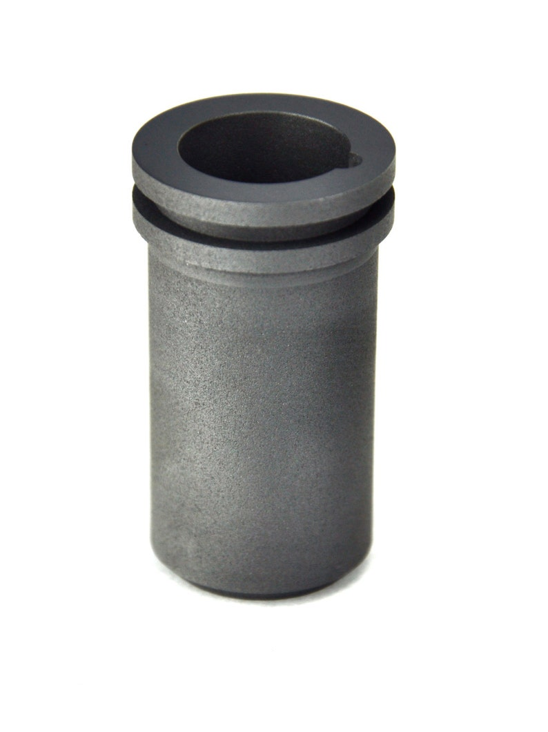 1 Kg Kilo Melting Furnace Graphite Budget Crucible Melting Gold Silver Copper Other Coin & Money Supplies
