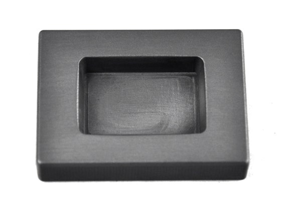 3 oz Troy Ounce Silver Rectangle Graphite Ingot Mold For Melting Casting Refining Scrap Jewelry