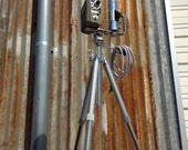 Vintage Camera Tripod Lamp Eumig Electric 8mm Kalimar Model DE-7 Kinglife Deluxe Flash Live Industries Corp New York NY