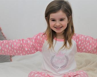 Girls Boys Nightwear Christmas Gifts Believes Children/'s Christmas Pyjamas Traditional Toys Personalised Christmas Pyjamas