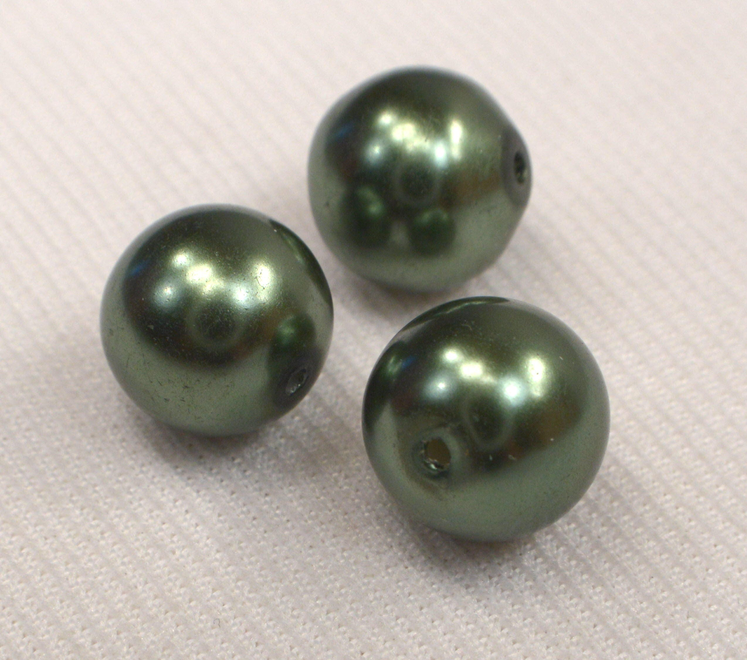 qualitybeadmart pearl snqv genuine green freshwater il listing sold by button olive pearls fullxfull