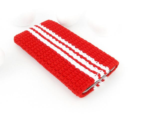 Pixel XL three stripes sock Red iPhone 6s plus sleeve Nokia  39dc28209837