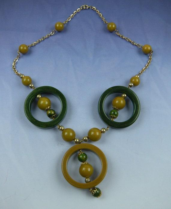 Wonderful Bakelite Necklace
