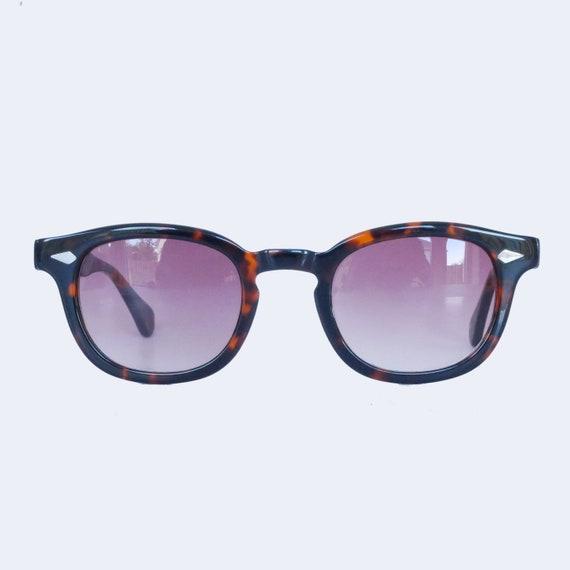da2e8ded10 Horn Rim Optical Sunglasses 44 24 or 46 24 Demi Amber Brown