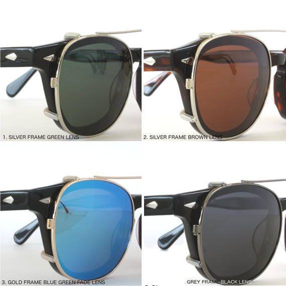9760592ae9 Sunglasses Clip to Fit Tart Arnel or Tart FDR Style Eyeglasses