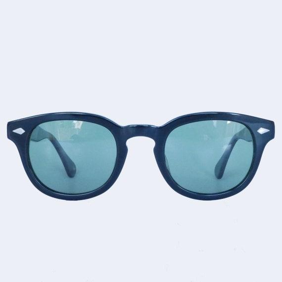 646e050d21 Johnny Depp Tart Arnel Style Sunglasses Polarised Horn Rim