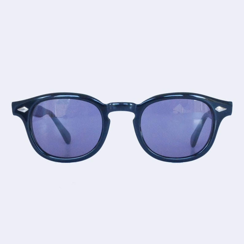 80a7d5f875 Horn Rim Tart Arnel Style Johnny Depp Sunglasses 44 24 or 46