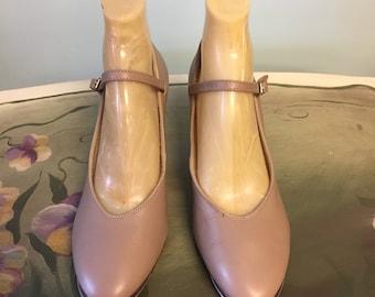 468a4d73 Capezio Vintage grifo zapatos/Capezio danza zapatos/Tap cuero zapatos Tap  Jazz zapatos de baile
