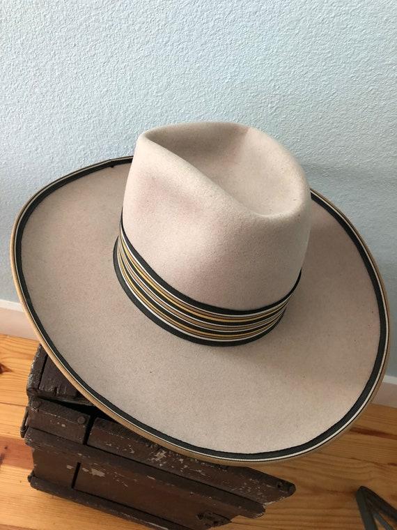 Vintage American Hat Co Western Ladies Cowboy Hat