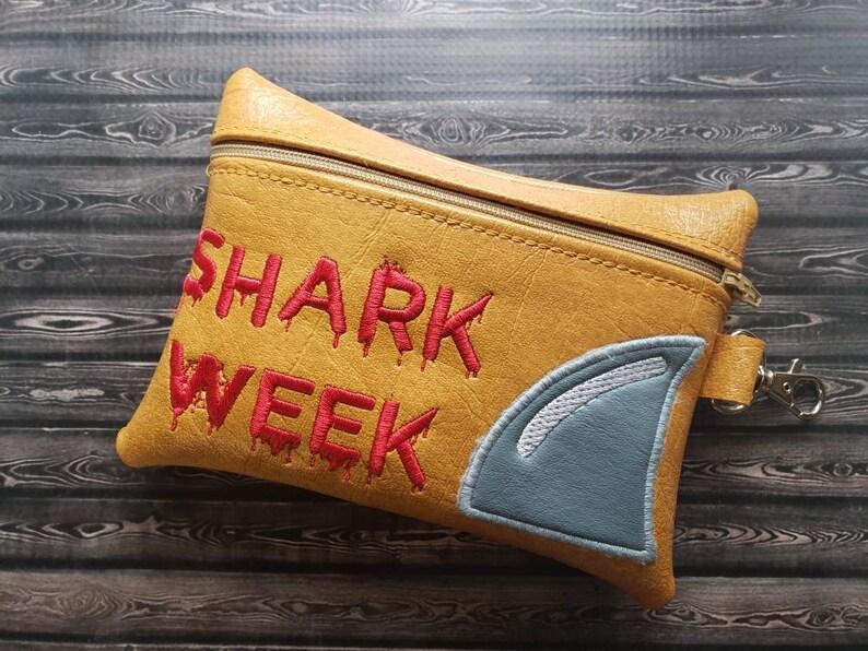Shark Week Bag