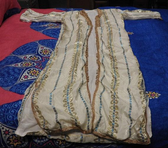 Handmade Robe.