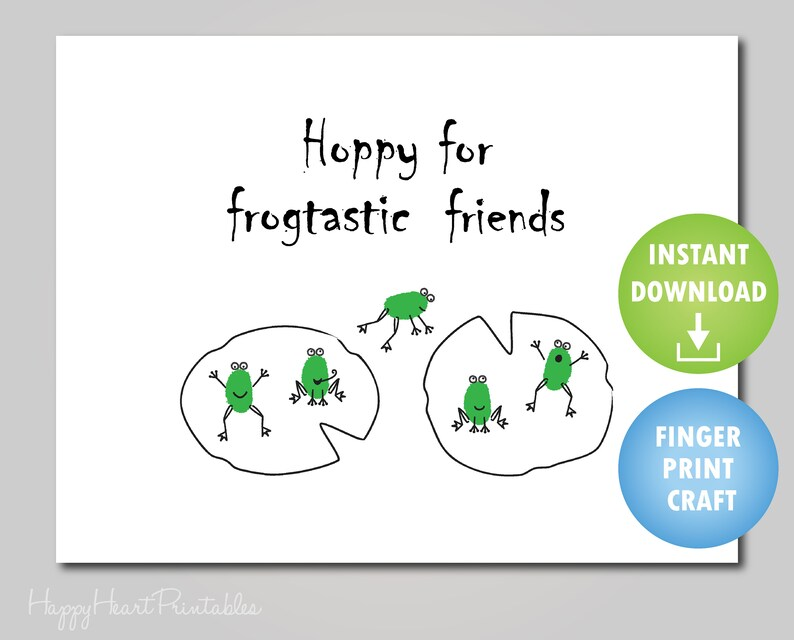photograph relating to Frog Template Printable identify Fingerprint Frog Craft Printable Template