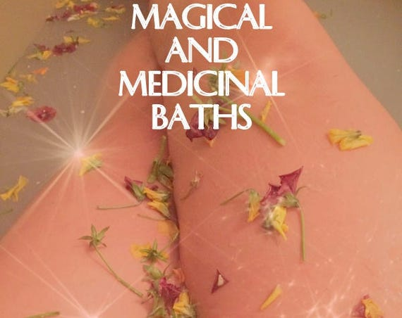 Magical And Medicinal Baths eBook