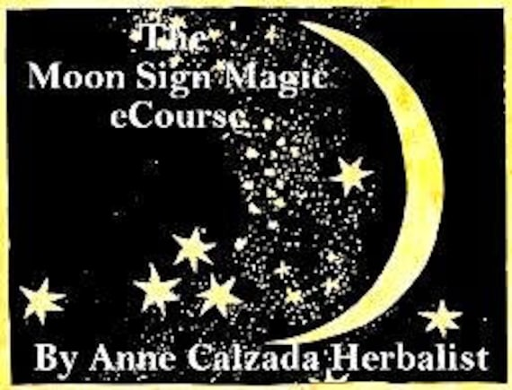 The Moon Sign Magic eCourse