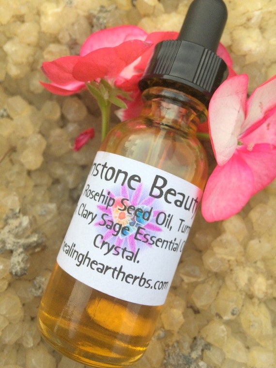 Moonstone Beauty Oil