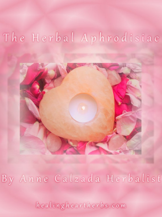 The Herbal Aphrodisiac eBook