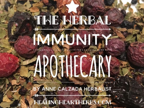 The Herbal Immunity Apothecary