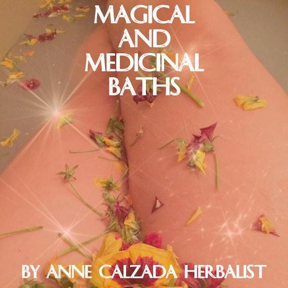Magical And Medicinal Baths eBook