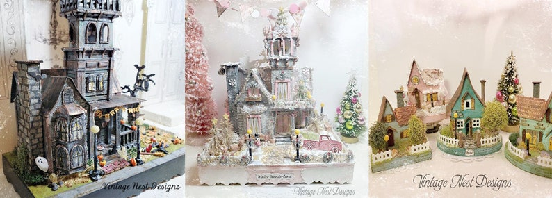 Home Decor Cake No.7:2 Watercolor Painting |Doll Decor Dollhouse Miniature Bakery Print
