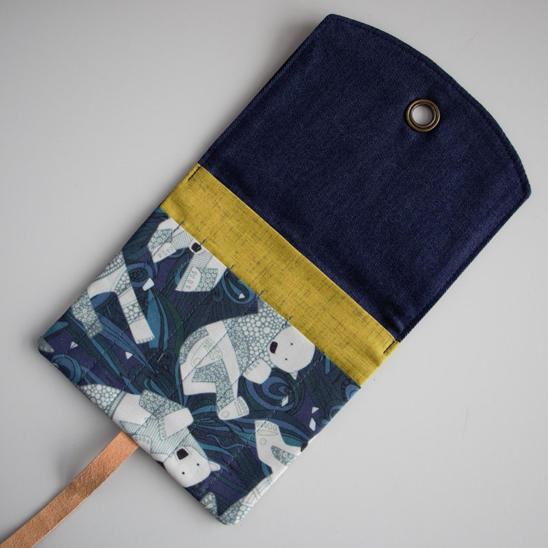 Sewing Pattern: Knitting Needle case for interchangeable ...