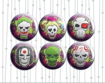 You can/'t kill the boogeyman Halloween 1978 1.5\u201d pin back Button Set