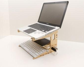 Laptop Organizer - Notebook Ständer