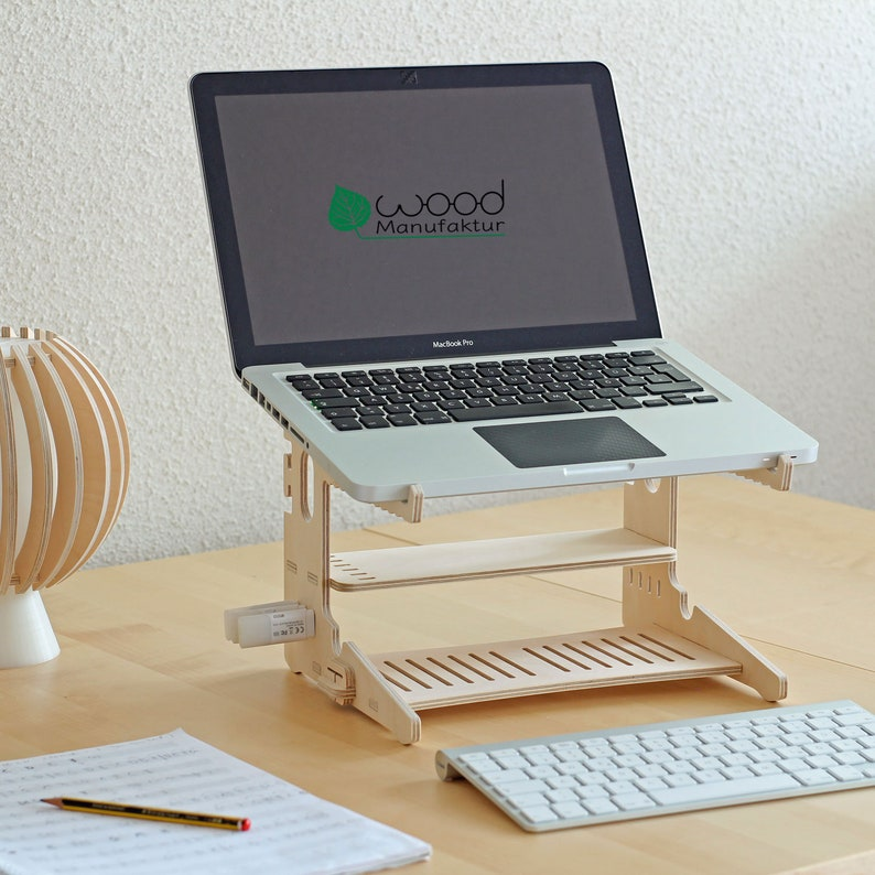 Laptop Stand  Home Office image 0