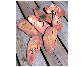 Ballerina Art, Ballet Shoes Print, Ballet Photography, Fine Art Print