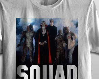 Monster Squad - Men & Ladies Junior Fashion Fit Tee