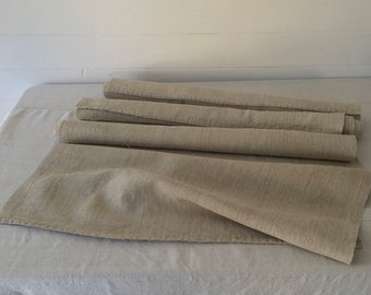 NLR2001 Natural Limestone Vintage Linen Rolls Upholstery