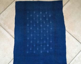 Indigo Tea Towel Linen Vintage DTT2001