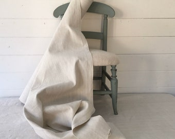 NLR2003 Natural Limestone Vintage Linen Upholstery Fabric