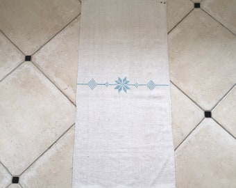 NS1920  Natural Limestone Vintage Linen Grainsack