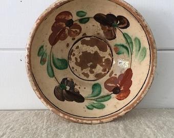 Decorated Ceramic/Enamel