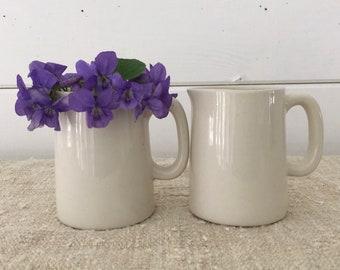 Classic Pottery - Small Glazed Ceramic Jug