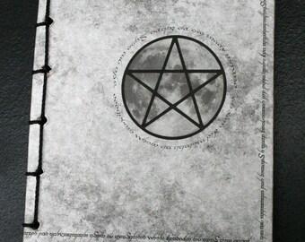 Pentacle Journal 4.25 x 5.5
