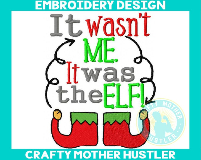 Holiday Embroidery