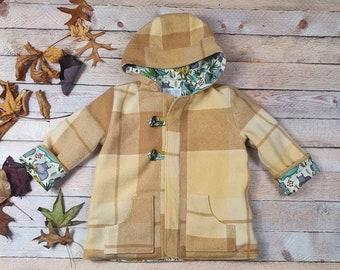 Boys winter jacket/ Size 3