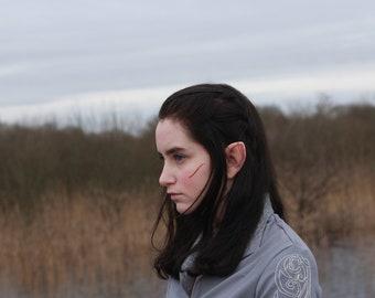 Elf Princess Silicone Ears - Elven Cosplay Halloween Fantasy LARP