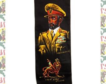 e29e6f39 Ethiopian Hand drawn Art Tapestry Flag Banner Wall (roots reggae dub  rastafari africa ethiopia jamaica haile selassie i)
