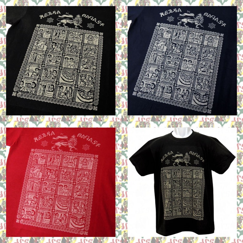 SOLOMON STORY drsDischarge style T-Shirts Rasta Reggae  e9c3366ee