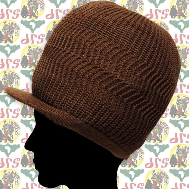 3cb800a72 Rasta Dread Dreadlocks Tam Hat / Beret 100% Cotton Cap Reggae Marley  Jamaica M/L roots dub dread head wrap