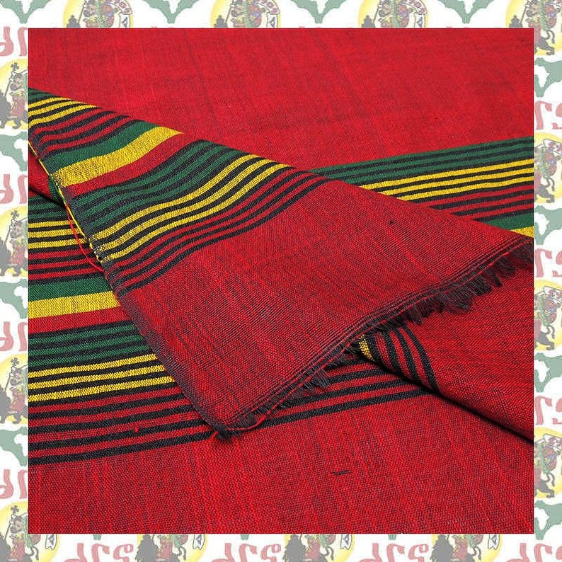 Ethiopian Traditional Woven Ethiopian Cotton Scarf Shawl Head wrap  (Scarf-a39)