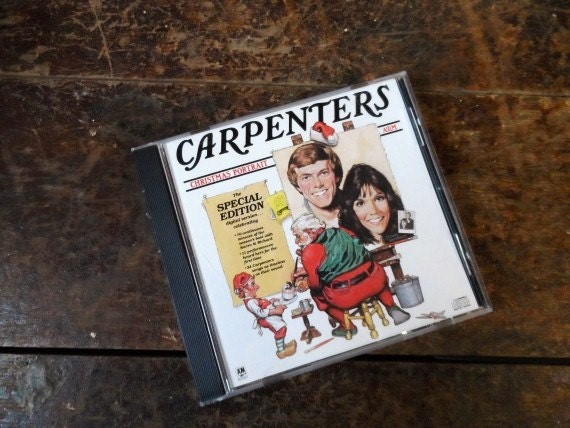 Carpenters Christmas Portrait.Carpenters Christmas Portrait Cd Special Edition Rare 70 Minutes Karen Richard Carpenter 34 Songs Christmas Music Compact Disc