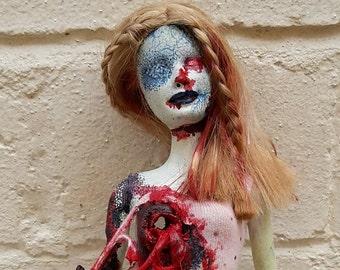 Zombie Barbie Olivia